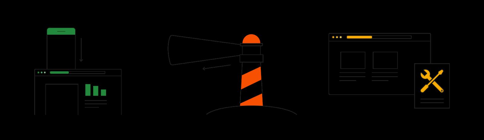 Speed tools graphics
